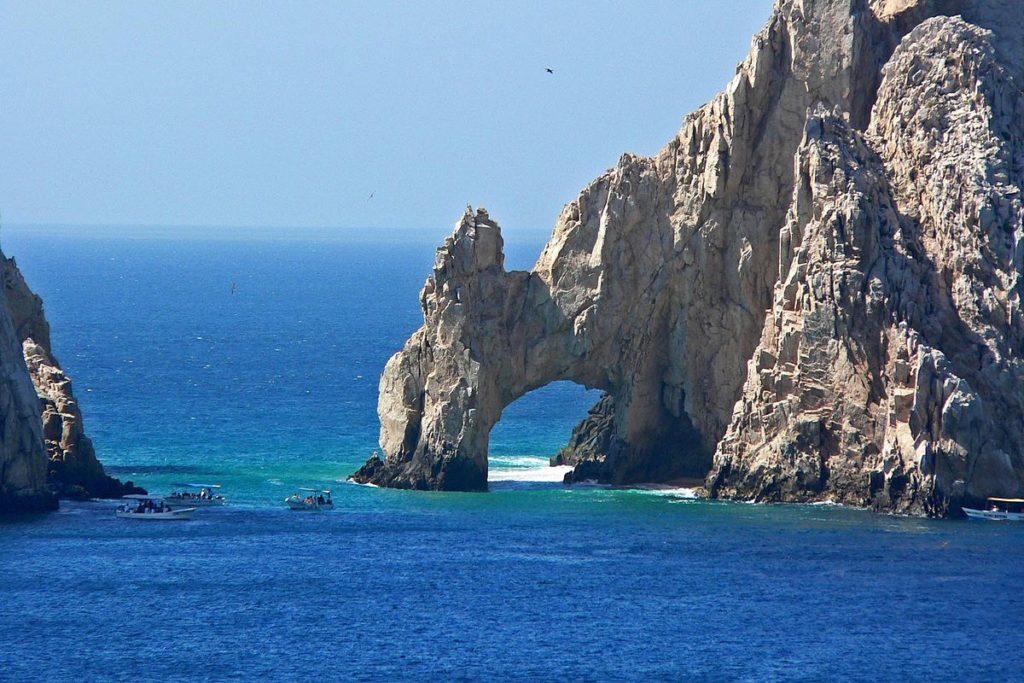 L'arc de Cabo San Lucas