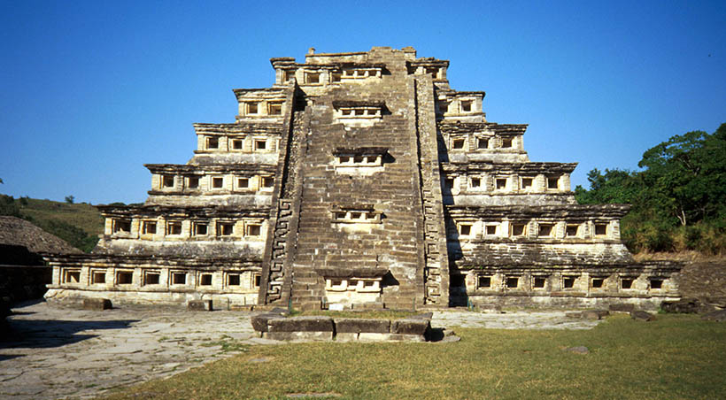 La pyramide du Tajin
