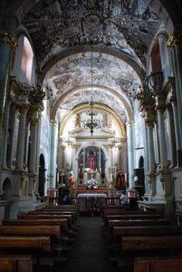 Sanctuaire de Atotonilco, à 14 km de San Miguel