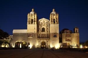 Cathédrale de la ville de Oaxaca
