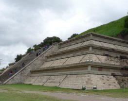 pyramide cholula