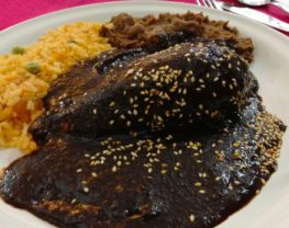 Le Mole, emblême de la cuisine pré-hispanique au mexique
