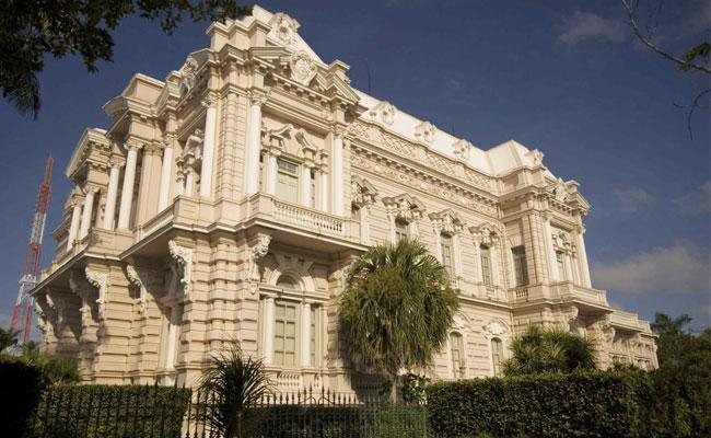 Palacio Cantón, ville de Mérida au Mexique