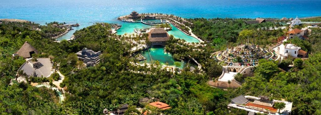 Parc Xcaret, près de Playa del Carmen